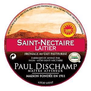 Petit Saint Nectaire AOP Laitier Prestige