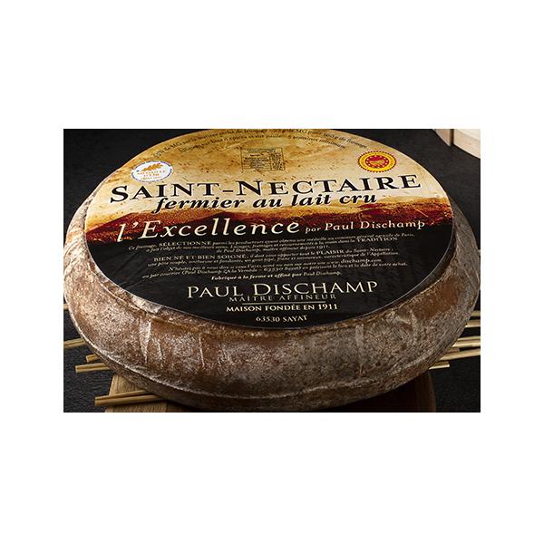 Saint-Nectaire Fermier AOP Excellence