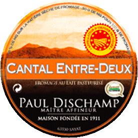 Cantal AOP Entre-Deux Pasteurisé